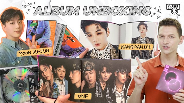 [Pops in Seoul] Cameron's Top Picks Album Unboxing [K-pop Dictionary]