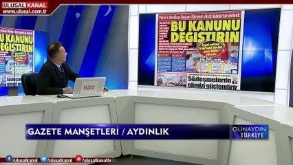 Günaydın Türkiye - Can Karadut - 25 Ağustos 2020 - Ulusal Kanal