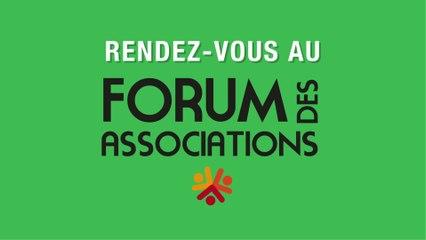 Forum des associations 2020 - Teaser