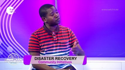 Disaster Recovery Community initiative