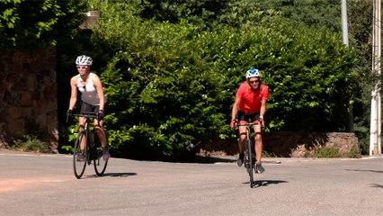 Muscle ton swing : le vélo