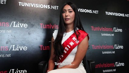 Casting National de Miss Tunisie : Marwa Boughanmi