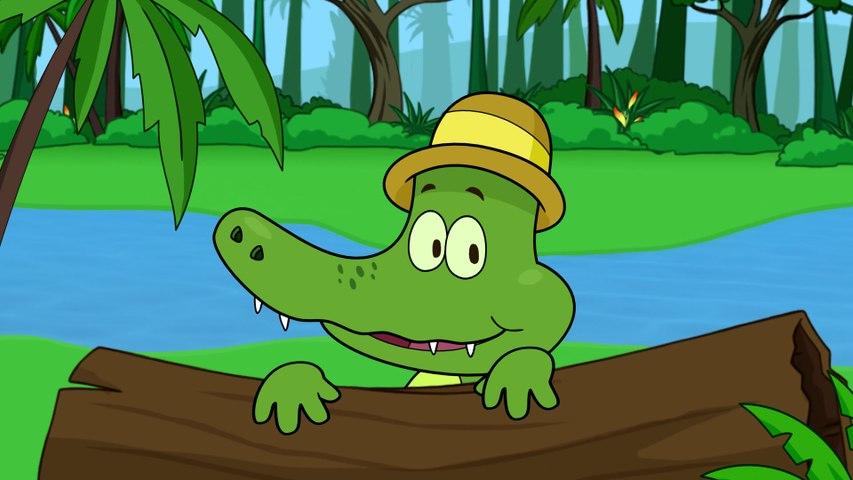 Arne Alligator & Freunde - Arne Alligator