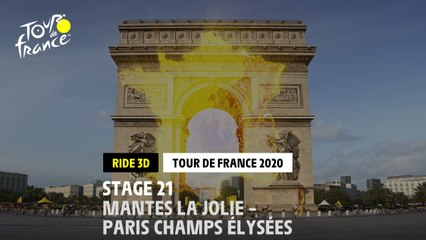 #TDF2020 Discover stage 21