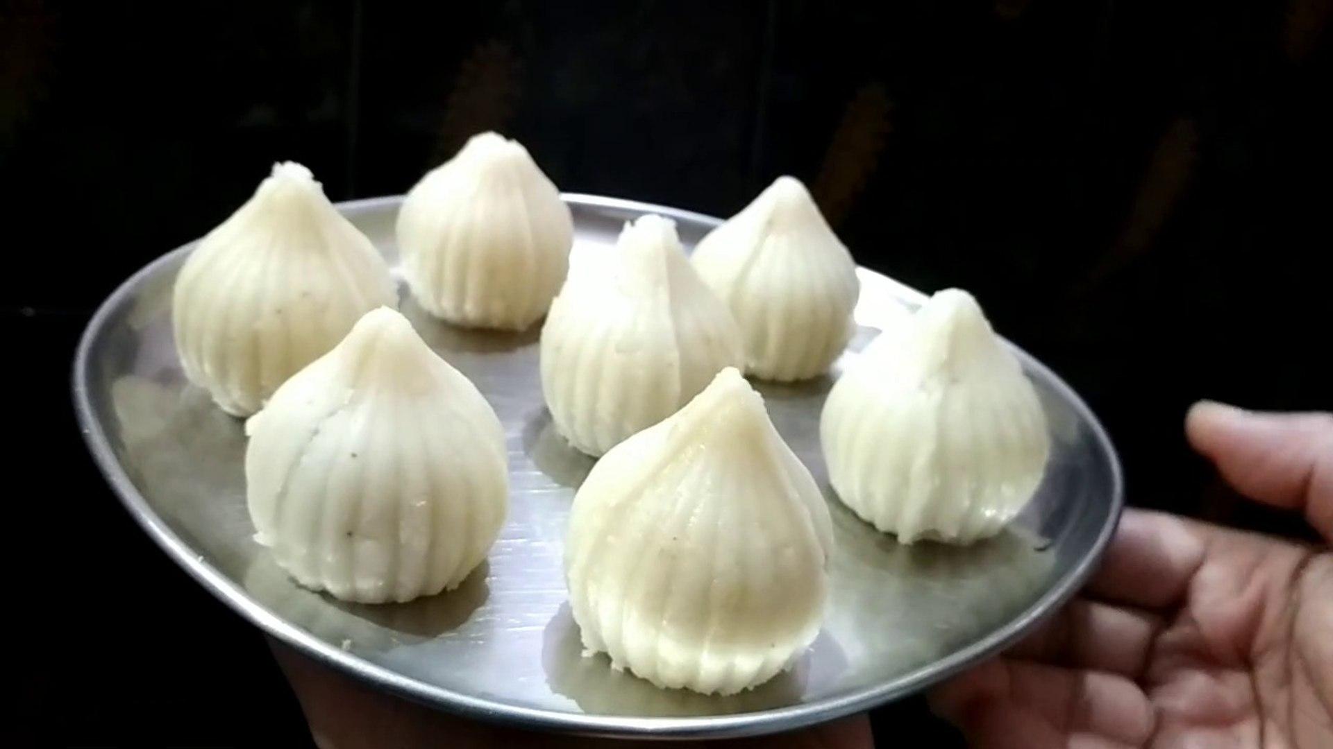 Modak, Recipe, Modak recipe, Modak recipe in hindi, Modak recipe by sanjeev kapoor, Modak recipe by