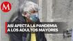 Decae calidad de vida en 40% de adultos mayores
