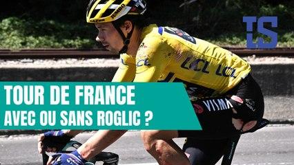 Tour de France : Primoz Roglic rétabli à temps ?