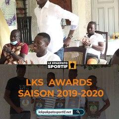 La cérémonie de récompense des LKS Awards Ligue 1 saison 2019-2020