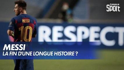Messi : la fin d'une longue histoire ?