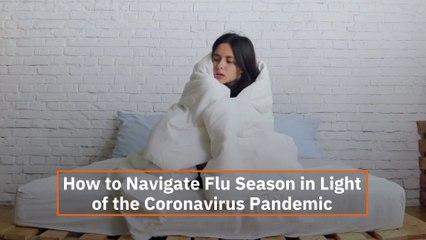 Flu Season And The Coronavirus Pandemic