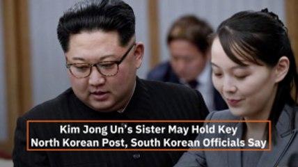 Who Comes After Kim Jong Un
