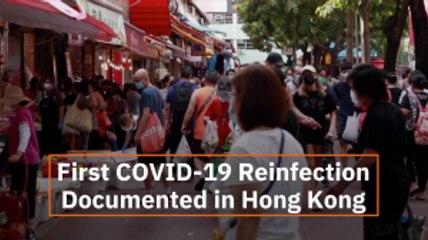 A Hong Kong Reinfection