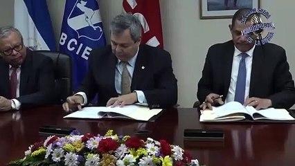 BCIE, una de las entidades bancarias que continúa brindando préstamos al Gobierno de Nicaragua.