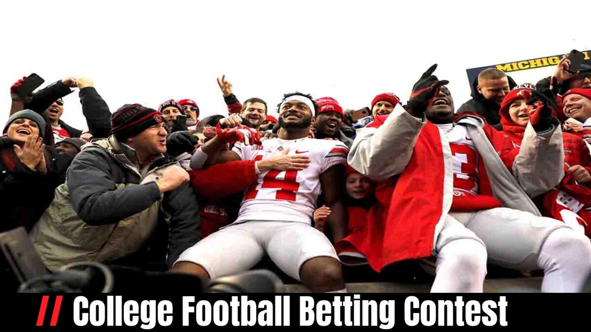 ncaa football betting videos graciosos