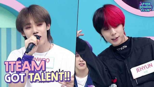 [After School Club] 1TEAM Got Talent  (재능부자 원팀)