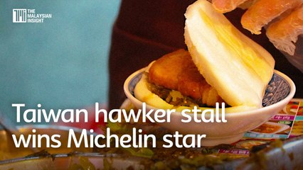 Taiwan hawker stall serving dishes less than US$2 wins Michelin star