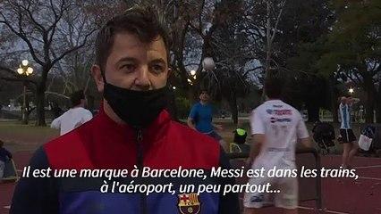 Football: Messi veut quitter le Barça, réactions en Argentine