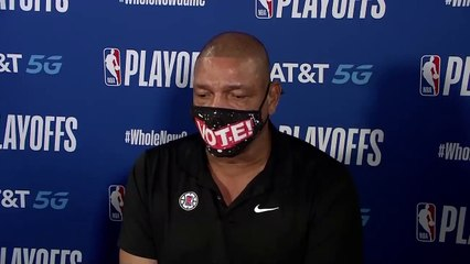 Basket-Ball - NBA - Doc Rivers delivers emotional speech on Jacob Blake