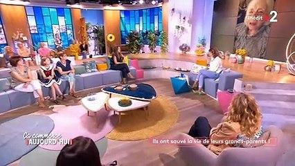 "Nathalie Lévy fond en larmes dans ""Ca commence aujourd'hui"""
