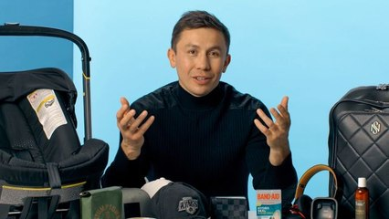 """10 Things Gennadiy """"GGG"""" Golovkin Can't Live Without"""