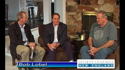 Boston Celtics Tommy Heinsohn interview clip with Bob Lobel & Jack heath