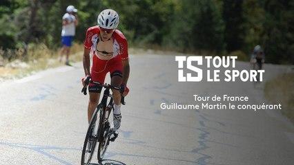 Tour de France : Guillaume Martin le conquérant