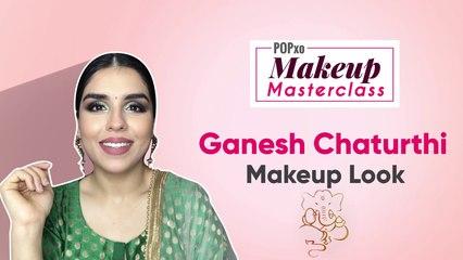Ganesh Chaturthi Makeup Look - POPxo Makeup Masterclass