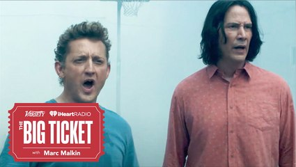 Bill and Ted Face the Music on 'The Big Ticket'