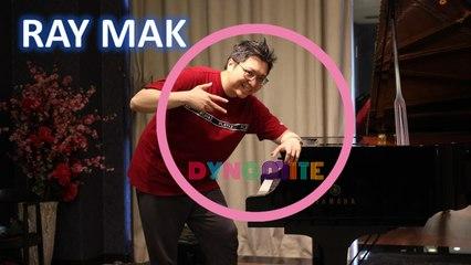 BTS (방탄소년단) - Dynamite Piano by Ray Mak
