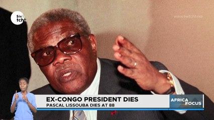 Ex-Congo president dies at 88