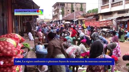 Propagation communautaire de la Covid-19 au Fouta : 29 malades à Labé, 4 à Lélouma, 2 à Mali…