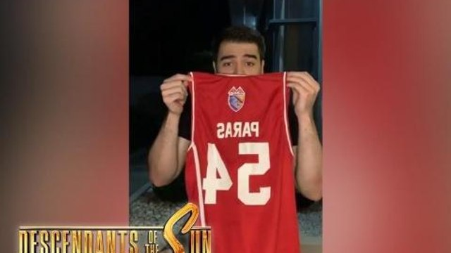 Descendants of the Sun: Andre Paras, may pa-giveaway ng jersey niya! | How To Do It
