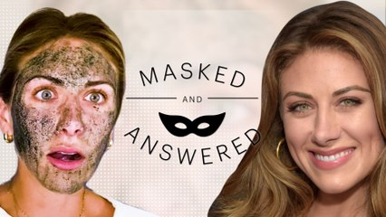 Masked and Answered, Episode 38: Perry Mattfeld Shares Her Beauty Routine