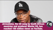 F78NEWS: Master KG, the South African musician and producer of hit song Jerusalema, reached another milestone on Wednesday when the song reached 100 million views on YouTube.