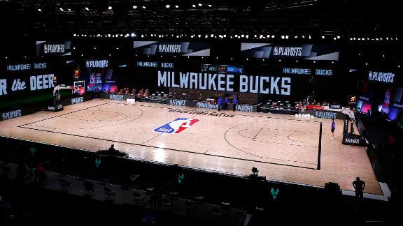 Sports games postponed across US protesting Jacob Blake shooting