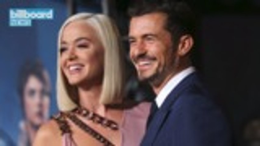 Katy Perry and Orlando Bloom Welcome First Child Together | Billboard News