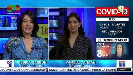 Noticias SIN primera emisión 27/08/2020