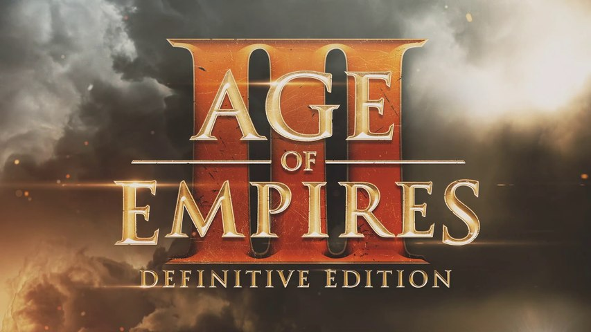 Age of Empires III Definitive Edition - Announce Trailer | Gamescom 2020