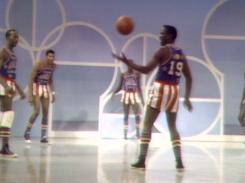 Harlem Globetrotters - Basketball Routine