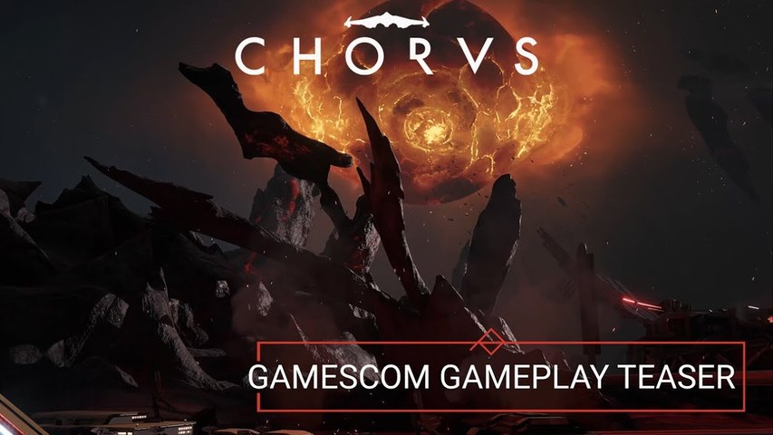 CHORUS - Gameplay Teaser Trailer | Gamescom 2020