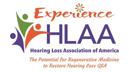 The Potential for Regenerative Medicine to Restore Hearing Loss, Nicholas S. Reed, AuD Q&A