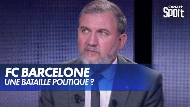 FC Barcelone : une bataille politique ?