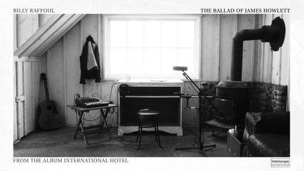 Billy Raffoul - The Ballad of James Howlett