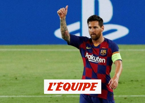 Les records inachevés de Lionel Messi - Foot - ESP - Barça
