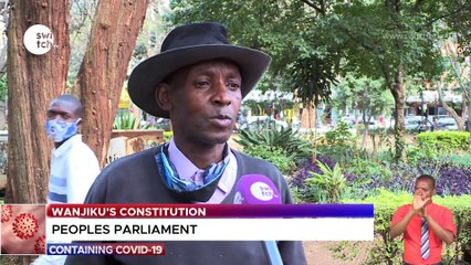 People parliament - Wanjiku constitution