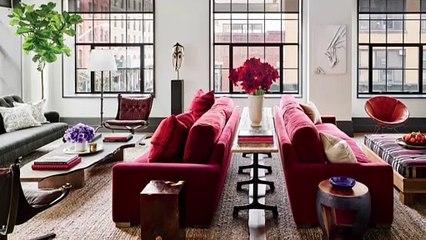 Chez Naomi Watts à New-York, un atelier d'artiste transformé en loft