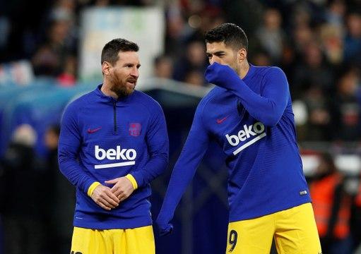 Mercato Express : Messi-Suarez, le point sur des dossiers brulants