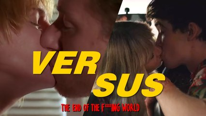 THE END OF THE F***ING WORLD : Les références au cinéma et aux séries [VERSUS]