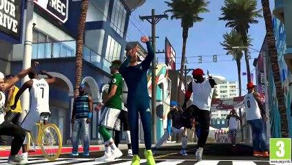NBA 2K21 - Bienvenue à la 2K Beach   - Ma CARRIÈRE