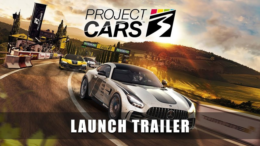 PROJECT CARS 3 - Launch Trailer | gamescom 2020